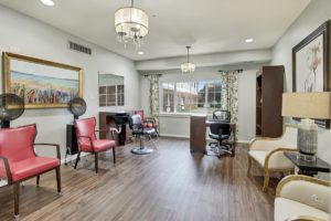 Miss Ellie's Salon & Spa at The Monarch at Richardson newly renovated.