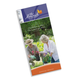 Discover the lifestyle you've always wanted at The Monarch at Richardson by downloading our community brochure.